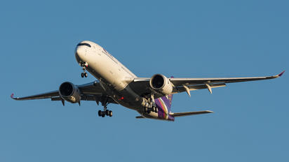 F-WZGW - Thai Airways Airbus A350-900