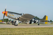 N151MW - Private North American P-51D Mustang aircraft