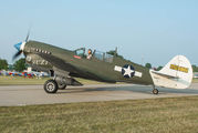 NL49FG - Private Curtiss P-40N Warhawk aircraft