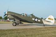 NL49FG - Private Curtiss P-40N Warhawk aircraft