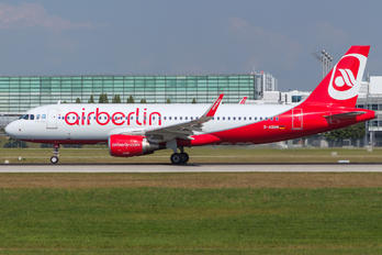 D-ABNM - Air Berlin Airbus A320