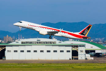 JA22MJ - Mitsubishi Aircraft Corporation Mitsubishi MRJ90