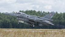 4077 - Poland - Air Force Lockheed Martin F-16D Jastrząb aircraft