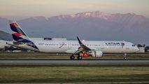 CC-BEN - LATAM Airbus A321 aircraft