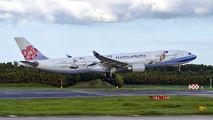 B-18361 - China Airlines Airbus A330-300 aircraft
