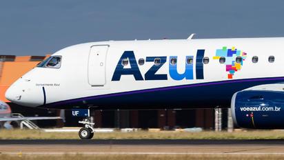 PR-AUF - Azul Linhas Aéreas Embraer ERJ-195 (190-200)