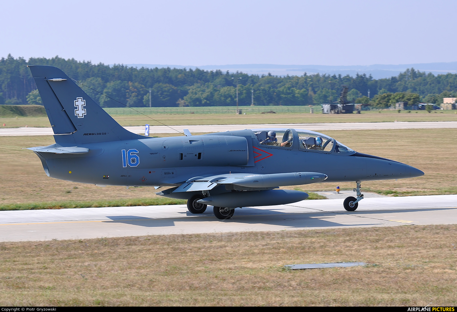 Lithuania - Air Force 16 aircraft at Náměšť nad Oslavou