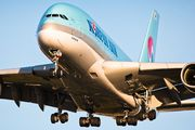 HL7622 - Korean Air Airbus A380 aircraft