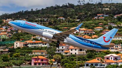 G-TAWB - Thomson/Thomsonfly Boeing 737-800
