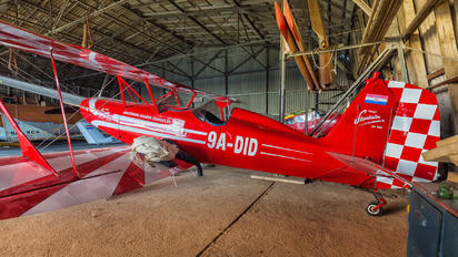 9A-DID - Private Stolp SA300 Starduster Too