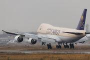 HZ-A13 - Saudi Arabian Cargo Boeing 747-8F aircraft