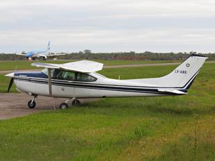 LV-ANB - Private Cessna 182 Skylane RG