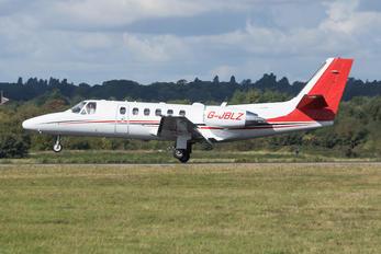 G-JBLZ - Private Cessna 550 Citation Bravo