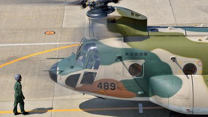 37-4489 - Japan - Air Self Defence Force Kawasaki CH-47J Chinook
