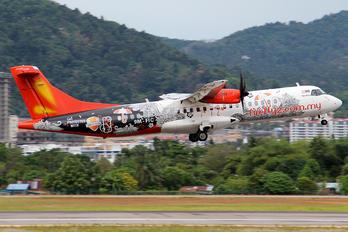 9M-FIC - Firefly ATR 72 (all models)