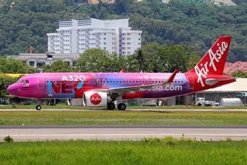 9M-NEO - AirAsia (Malaysia) Airbus A320 NEO