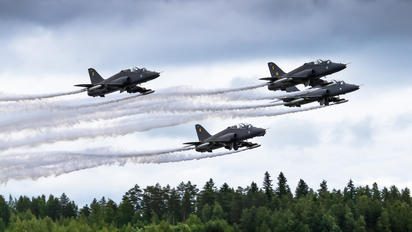 - - Finland - Air Force: Midnight Hawks British Aerospace Hawk 51
