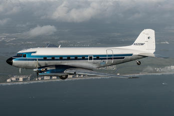 N500MF - Missionary Flights International Douglas DC-3TP Turbo Dakota