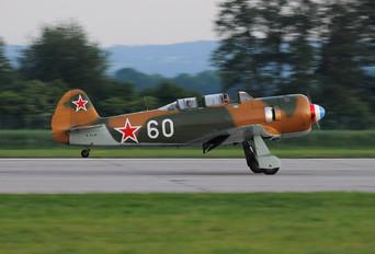 F-AZJB - Private Yakovlev Yak-11