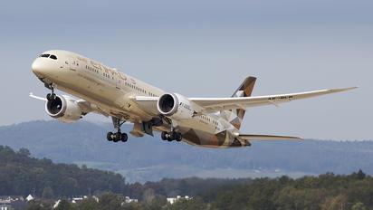 A6-BLB - Etihad Airways Boeing 787-9 Dreamliner