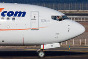 OK-TVV - SmartWings Boeing 737-800 aircraft