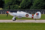 G-CBOE - Private Hawker Hurricane Mk.I (all models) aircraft