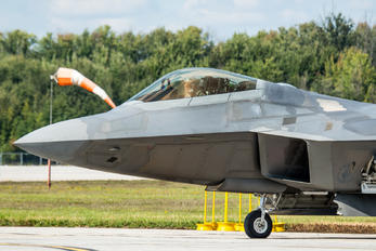 99-4010 - USA - Air Force Lockheed Martin F-22A Raptor