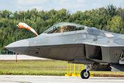 99-4010 - USA - Air Force Lockheed Martin F-22A Raptor aircraft