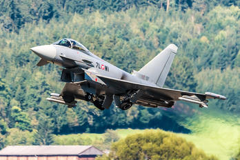 7L-WI - Austria - Air Force Eurofighter Typhoon S