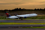 N154DL - Delta Air Lines Boeing 767-300 aircraft