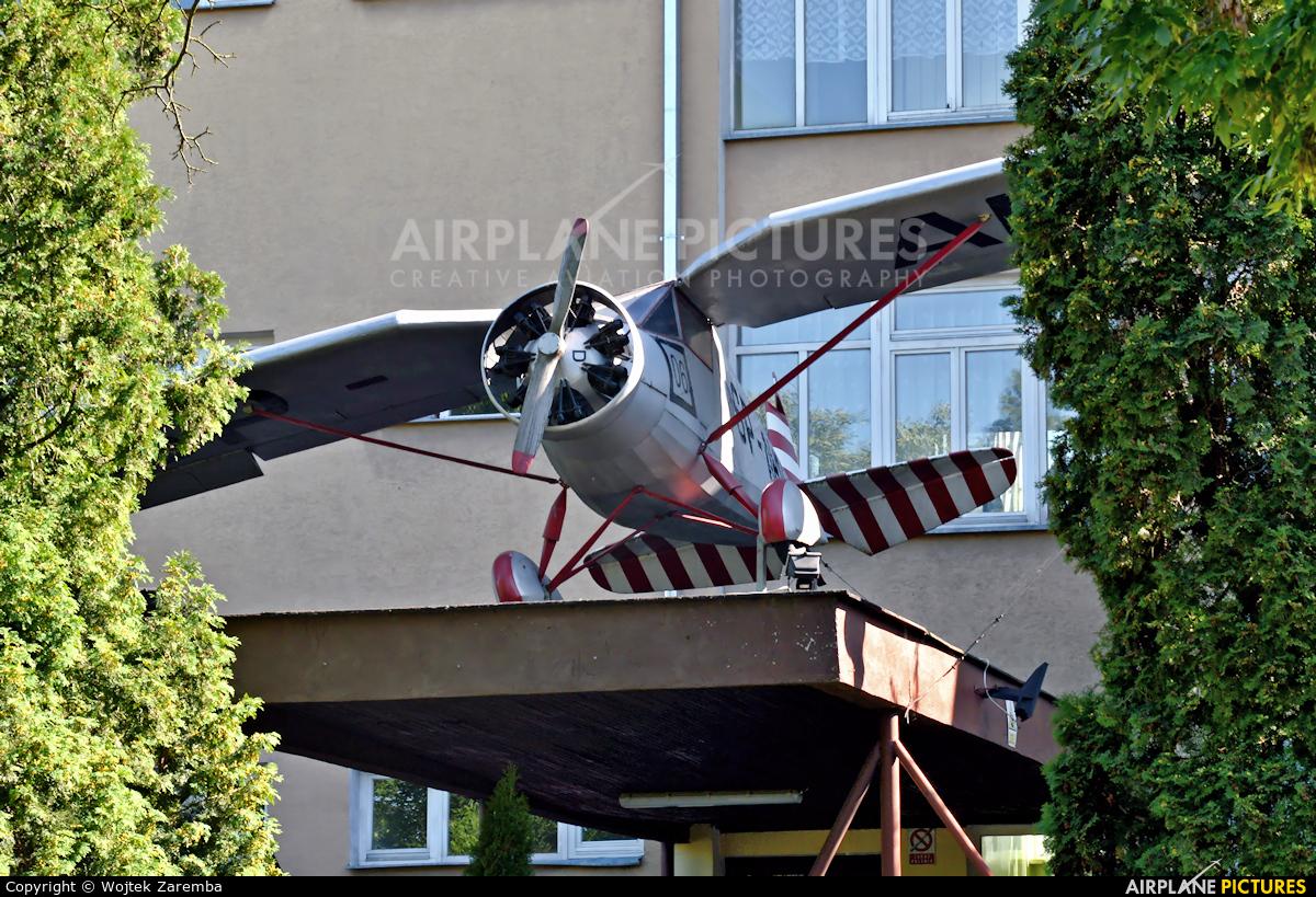 Private SP-AHN aircraft at Biała Podlaska