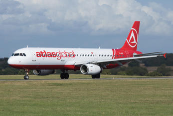 TC-AGG - Atlasglobal Airbus A321
