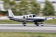 F-HAJL - Private Piper PA-32 Saratoga aircraft