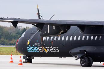 OY-CLY - Alsie Express ATR 72 (all models)
