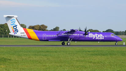 G-PRPI - Flybe de Havilland Canada DHC-8-402Q Dash 8