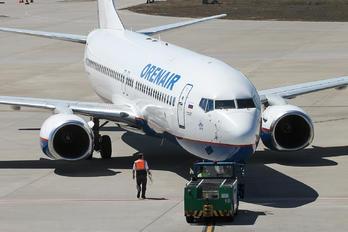 VQ-BUE - Orenair Boeing 737-800