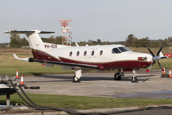 PH-DIX - Private Pilatus PC-12