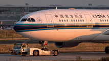B-6135 - China Southern Airlines Airbus A330-200 aircraft