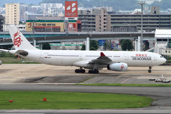 B-HLE - Dragonair Airbus A330-300