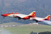 E.25-38 - Spain - Air Force Casa C-101EB Aviojet aircraft