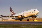 OY-JTZ - Jet Time Boeing 737-700 aircraft