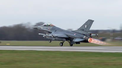 J-616 - Netherlands - Air Force General Dynamics F-16AM Fighting Falcon