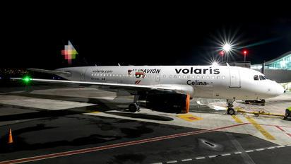 XA-VOC - Volaris Airbus A319