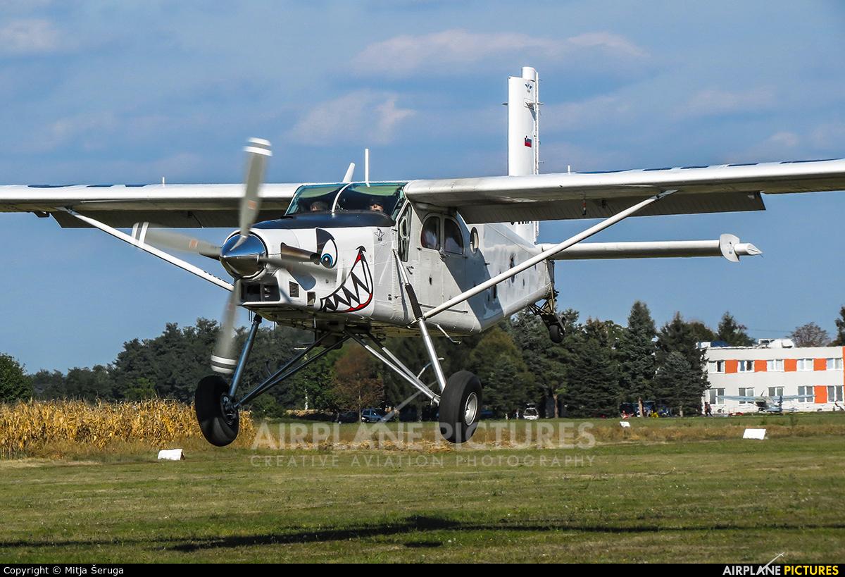 Aviofun S5-CMA aircraft at Murska Sobota