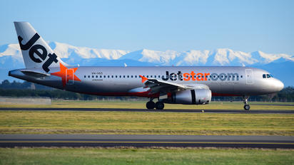 VH-VGO - Jetstar Airways Airbus A320
