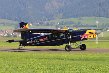 OE-EMD - The Flying Bulls Pilatus PC-6 Porter (all models)