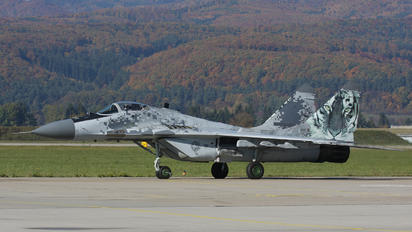 0921 - Slovakia -  Air Force Mikoyan-Gurevich MiG-29AS