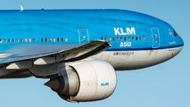 PH-BQF - KLM Asia Boeing 777-200ER aircraft