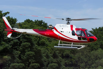 G-NIPL - Private Eurocopter EC350