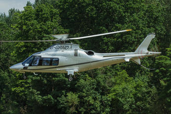 G-GRND - Private Agusta / Agusta-Bell A 109S Grand